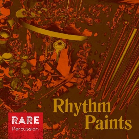RARE Percussion Rhythm Paints WAV