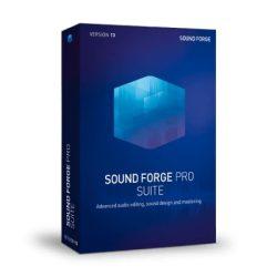 MAGIX SOUND FORGE Pro 13 Suite v13.0.0.124