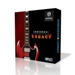 Impact Soundworks Shreddage 3 Legacy KONTAKT