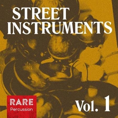 RARE Percussion Street Instruments Vol.1 WAV