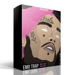 ProducerGrind THE EMO TRAP MIDI & WAV Loop Pack