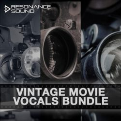 RS Vintage Movie Vocals Bundle Multiformat