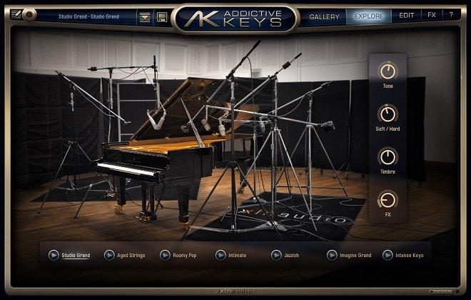 XLN Audio Addictive Keys Complete v1.1.8 WIN OSX-R2R
