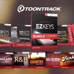 Toontrack EZkeys Complete 1.2.5 x86 x64 VSTi AAX RTAS Unlocked-r4e