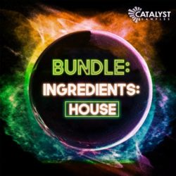 Catalyst Samples Bundle: Ingredients House WAV MIDI