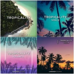 Laniakea Sounds Tropicality Bundle WAV