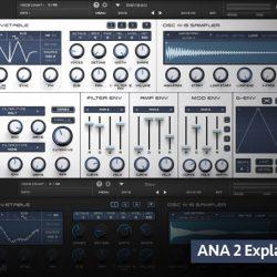 Groove3 ANA 2 Explained TUTORIAL