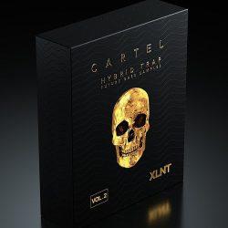 XLNTSOUND Cartel Vol. 2 (Hybrid Trap/Future Bass Sample Pack + Serum Presets)