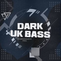 FA134 Dark UK Bass Sample Pack WAV