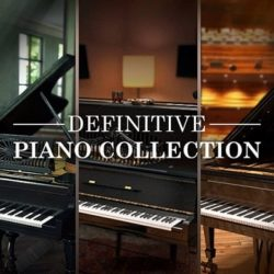 NI Definitive Piano Collection Kontakt Library