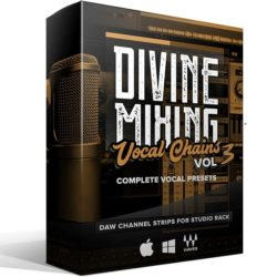 Sean Divine - Divine Mixing - Vocal Chains V3