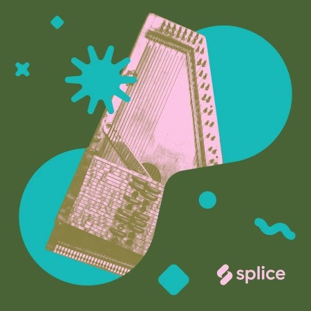 Splice Originals Electric Zither with Laraaji WAV