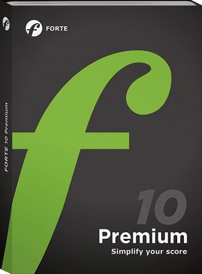 FORTE Notation Premium 11.0.2
