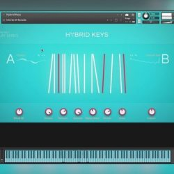 Native Instruments Hybrid Keys v1.1.1 KONTAKT