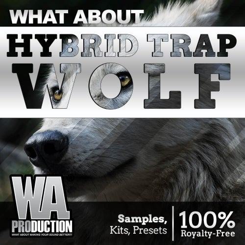 WAProd Hybrid Trap Wolf WAV MIDI PRESETS