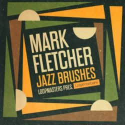 Mark Fletcher Jazz Brushes WAV