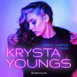 Splice Sounds - Krysta Youngs Vocal Sample Pack