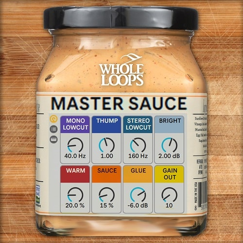 Whole Loops Master Sauce