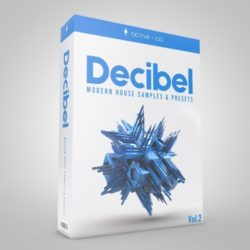 OCTVE.CO Decibel Vol. 2 WAV LENNAR DiGiTAL SYLENTH1 XFER RECORDS SERUM