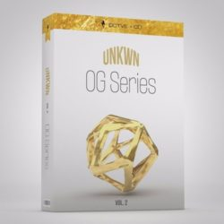 OCTVE.CO OG Series UNKWN Vol. 2 WAV XFER RECORDS SERUM
