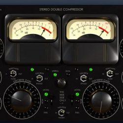SKnote SDC Stereo Double Compressor 2018 version VST [WIN X64]