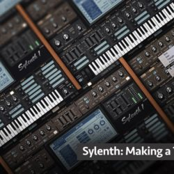 Groove3 Sylenth Making a Track TUTORiAL-SYNTHiC4TE