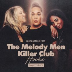 The Melody Men - Killer Club Hooks MULTIFORMAT