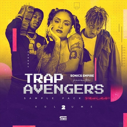 Sonics Empire Trap Avengers Vol.2 WAV