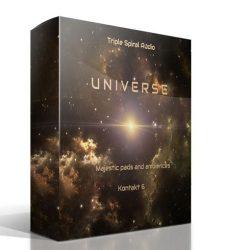 Triple Spiral Audio Universe KONTAKT