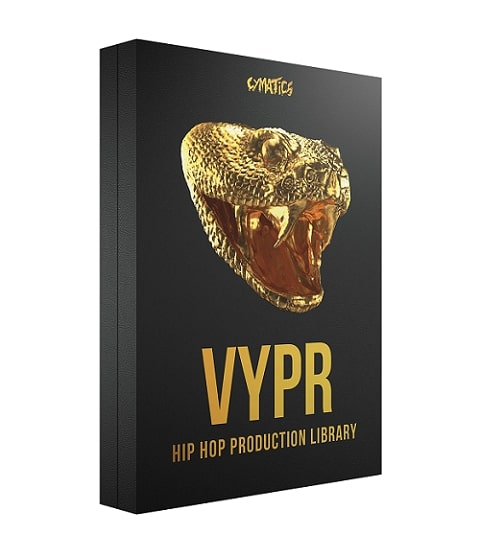 Cymatics VYPR + Bonuses FULL PACK