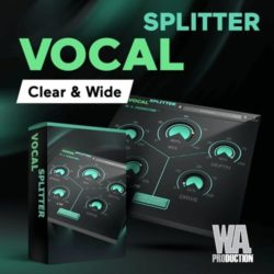 WA Production Vocal Splitter v1.0 WIN & MacOSX