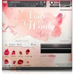 Soundiron Voice Of Wind: Adey v1.1 KONTAKT
