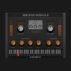 Electronik Sound Lab 808 Bass Module 3 v3.4.0 VST VST3 AU