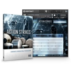 NI Action Strikes v1.2 KONTAKT