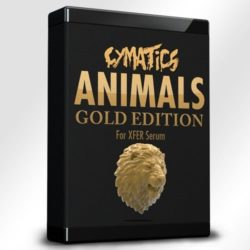 Cymatics - Animals for Serum - Gold Edition
