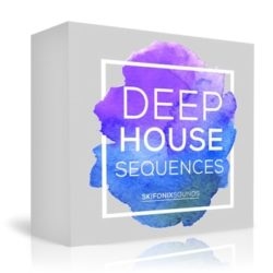 Skifonix Sounds - Deep House Sequences WAV MiDi Ni Massive Presets
