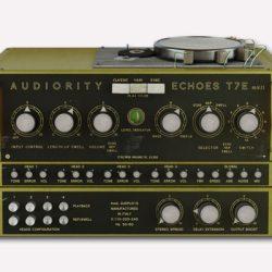 Audiority Echoes T7E MKII v2.0 VST VST3 AU AAX