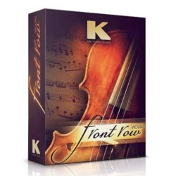 Kirk Hunter Front Row Violins KONTAKT