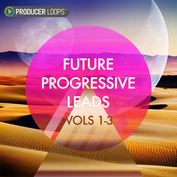 Producer Loops Future Progressive Leads Bundle