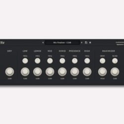 Audiority Harmonic Maximizer v1.1.2 VST AU AAX MAC/WiN