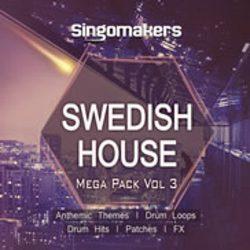 Swedish House Mega Pack Vol 3 Multiformat