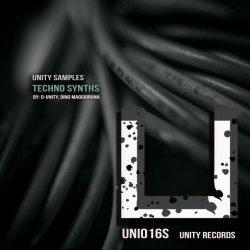 Unity Samples: TECHNO SYNTHS by D-Unity, Dino Maggiorana WAV