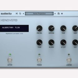 Audiority XenoVerb v1.1 WIN & MacOSX