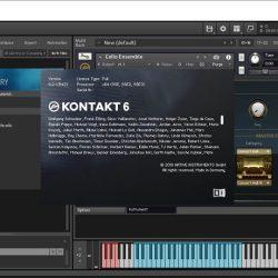 Native Instruments Kontakt 6.2.1 WIN