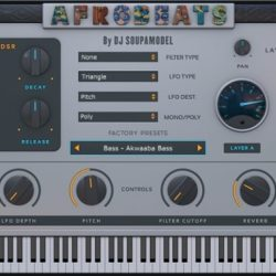 StudioLinked Afrobeats v1.0 AU VST WIN & MacOSX