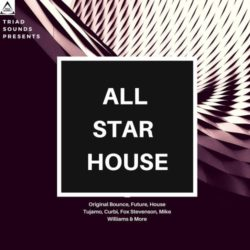 Triad Sounds All Star House WAV MIDI
