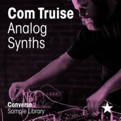 Converse Sample Library Com Truise Analog Synths WAV