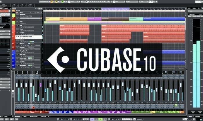 Steinberg Cubase Pro v10.0.40 x64 WiN TEAM DC RC3