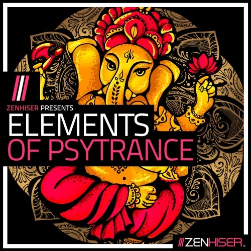Elements Of Psytrance WAV