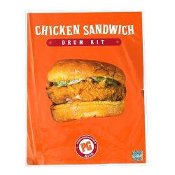 Producer Grind Chicken Sandwich (Drum Kit) WAV